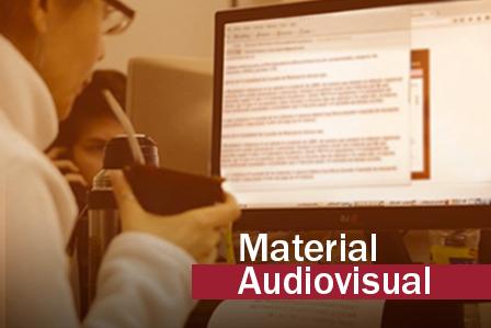 Material Audiovisual